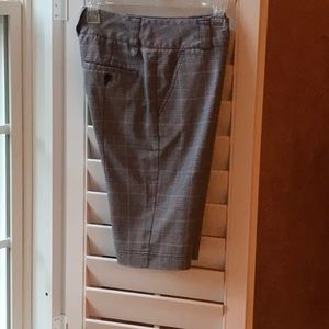 Adidas sz 4 plaid shorts